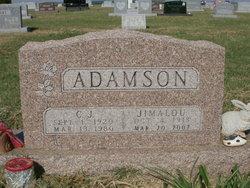 C. J. Adamson