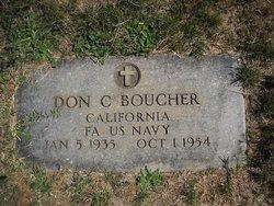 Don Carlos Boucher