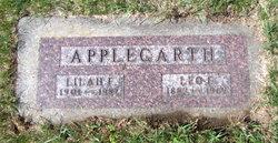 Lilah Frances <i>Vaughan</i> Applegarth