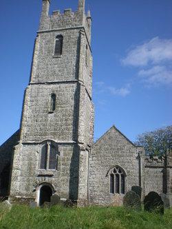 St Enoder Churchyard