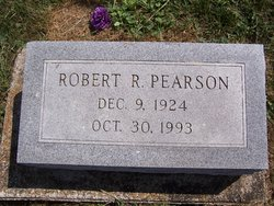 Robert R. Bob Pearson