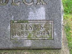 Elsa <i>Schluessel</i> Westerbeck