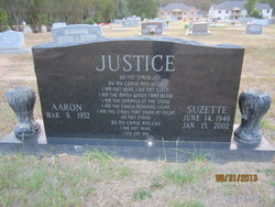 Suzette <i>Washburn</i> Justice