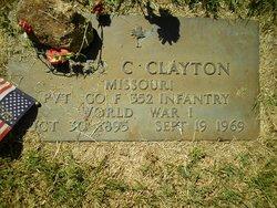 James Carroll Clayton