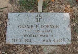 Gus F Loessin