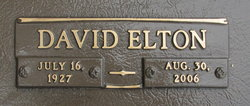 David Elton Jones