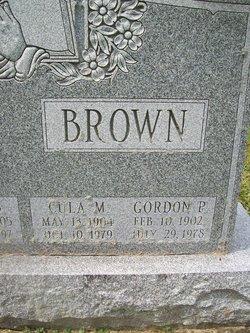 Cula M <i>Holland</i> Brown