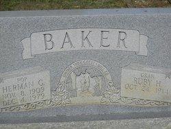 Ruby Dell <i>Hooker</i> Baker