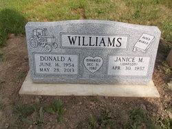 Donald Allen Williams