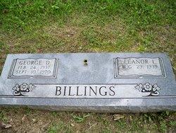 George D Billings