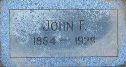 John F Feldman