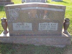 Karen K Kay <i>Greer</i> Gaus