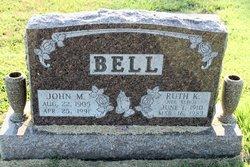 Ruth K <i>Kehoe</i> Bell