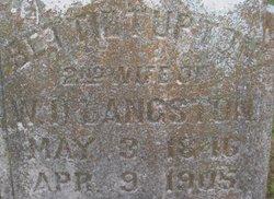 Bettie T. <i>Upton</i> Langston