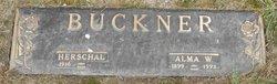 Alma W Buckner