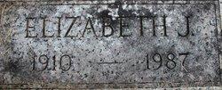 Elizabeth Jane <i>Devor</i> Lauthers