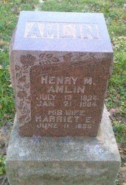 Harriet Ellen <i>Reckard</i> Amlin