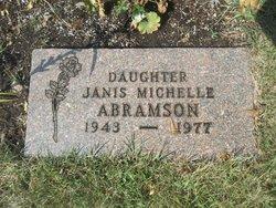 Janis Michelle Abramson