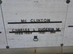 Eugenia M <i>Meints</i> Mc Clinton
