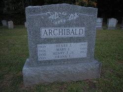 Mary E. Archibald