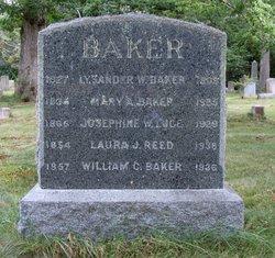 Mary A <i>Crocker</i> Baker
