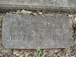 Earnest Linwood Bailey