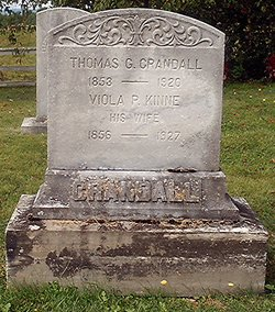 Thomas G Crandall