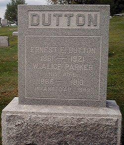 Ernest E Dutton