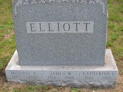 Pvt James Wesley Elliott