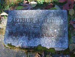 Arthur J Audet