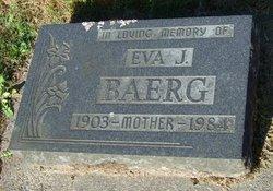 Eva J Baerg
