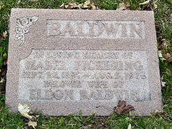 Mabel <i>Pickering</i> Baldwin