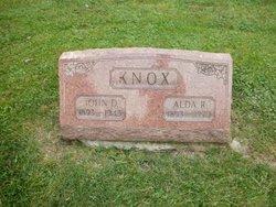 Alda R Knox,