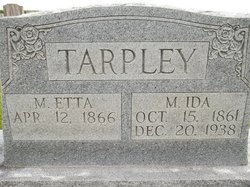 Martha Etta Tarpley