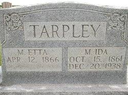 Mollie Ida Tarpley