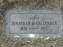 Jonathan H. Callender