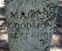 Mary F. <i>Ransom</i> Goodmon