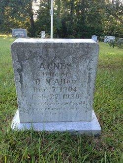 Agnes A. <i>Duncan</i> Allen