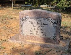 Olen Jackson Toad Turner