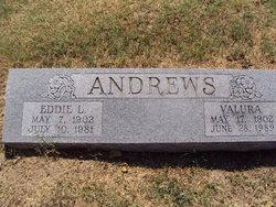 Eddie L Andrews