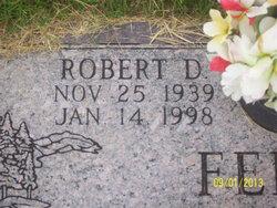 Robert D. Feldt