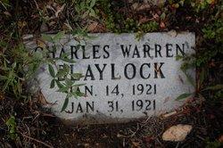 Charles Warren Blaylock