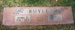 Roma R. Ruyle