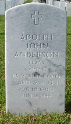 Adolph John Anderson