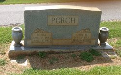 Burgess Pink Porch