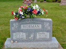 Dorothy <i>Laufer</i> Horman