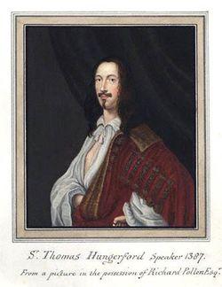 Sir Thomas Hungerford