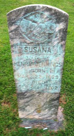 Susannah <i>McGrady</i> Jennings