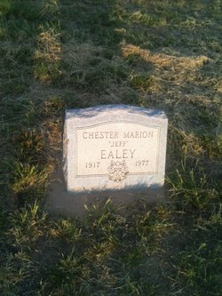Chester Marion Ealey