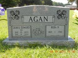 Rev James Verlon Agan